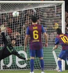 Foto de El F.C. Barcelona cae en semifinales tras empatar 2-2 con el Chelsea