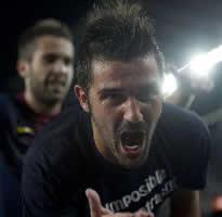 Foto de El F.C. Barcelona golea 5-1 a la Real Sociedad