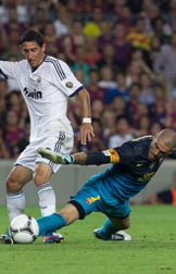 Foto de El Barça se impone 3-2 al Real Madrid en el partido del siglo de ida de la Supercopa (bis)