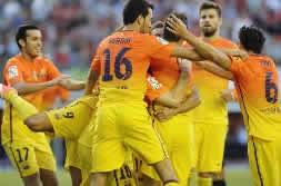Foto de El Barça sufre pero vence a Osasuna 1-2