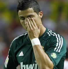 Foto de El Real Madrid cae con el Sevilla 1-0 y se aleja del Barça