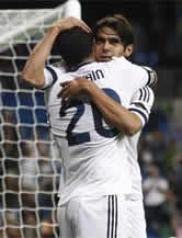 Foto de El Real Madrid abusa de Millonarios al que vence 8-0