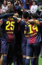 Foto de El Barça remonta en el descuento y vence 2-3 al Sevilla