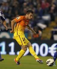 Foto de El Barça vence 4-5 al Depor en un partido cargado de emoción
