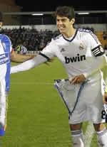 Foto de El Real Madrid vence 1-4 al Alcoyano
