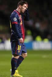 Foto de El F.C. Barcelona cae 2-1 en Glasgow ante el Celtic