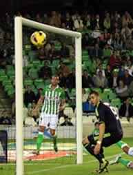 Foto de El Real Madrid cae 1-0 en Sevilla ante el Betis