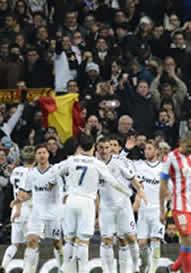 Foto de El Real Madrid de nuevo vence al Atlético por 2-0