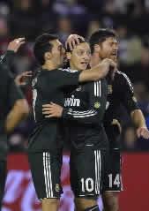 Foto de El Real Madrid vence 2-3 al Real Valladolid