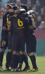 Foto de El Barça vence 0-2 al Córdoba en la ida de Copa