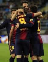Foto de El Barça vence 1-3 al Málaga