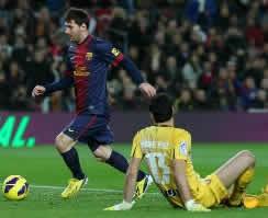 Foto de El F.C. Barcelona golea 5-1 a Osasuna