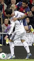 Foto de Real Madrid y F.C. Barcelona empatan 1-1 en la semifinal de Copa