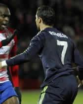 Foto de El Real Madrid cae 1-0 ante el Granada