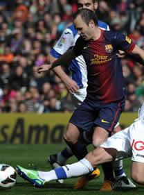 Foto de El F.C. Barcelona golea 6-1 al Getafe en jornada matinal
