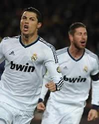 Foto de El Real Madrid a la final de Copa tras vencer 1-3 al Barça