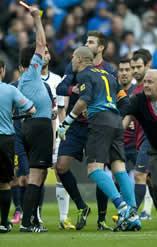 Foto de Nueva victoria del Madrid ante el Barça 2-1 en el Partido del Siglo