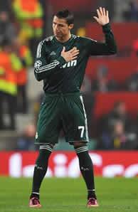 Foto de El Real Madrid se clasifica para cuartos tras vencer en Manchester 1-2 al United