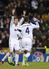 Foto de El Real Madrid remonta y golea 5-2 al Real Mallorca