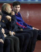 Foto de El F.C. Barcelona sufre pero se clasifica para semis tras empatar 1-1 con el PSG
