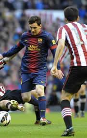 Foto de El Barça empata 2-2 en San Mamés