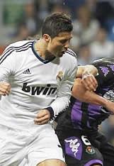 Foto de El Real Madrid vence 4-3 al Valladolid
