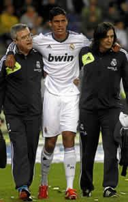 Foto de El Real Madrid empata 1-1 con el Espanyol y posibiilta el alirón del Barça
