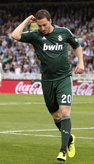 Foto de La Real empata en el descuento 3-3 con el Madrid
