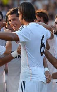 Foto de El Real Madrid golea 0-6 al Bournemouth en el inicio de la era Ancelotti