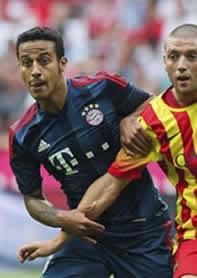 Foto de El Bayern de Pep vence 2-0 al Barça en el estreno azulgrana de la temporada