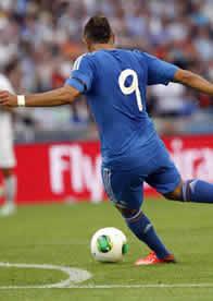 Foto de El Real Madrid vence 0-1 al PSG