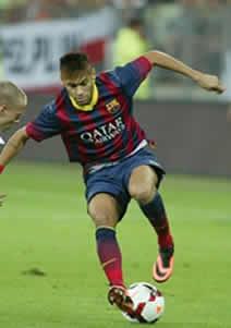 Foto de El Barça empata 2-2 con el Lechia en el debut de Neymar