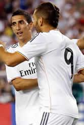 Foto de El Real Madrid vence 1-3 a LA Galaxy
