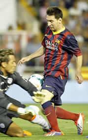 Foto de El F.C. Barcelona vence 2-3 al Valencia en un trepidante partido