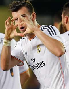 Foto de El Real Madrid empata 2-2 en Villarreal en el debut de Bale