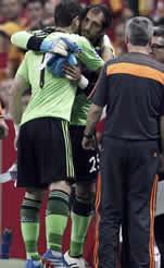 Foto de El Real Madrid golea 1-6 al Galatasaray en el estreno de Champions