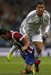 Foto de Cambia la racha y el Atlético vence 0-1 al Madrid
