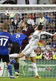 Foto de El Real Madrid golea 4-0 al Copenhague