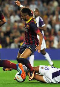 Foto de El Barça golea 4-1 al Real Valladolid