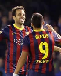 Foto de El Barça vence 0-3 en Vigo