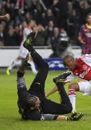 Foto de El F.C. Barcelona cae 2-1 ante el Ajax en Champions