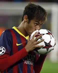 Foto de Goleada 6-1 al Celtic para entrar como líder de grupo con un gran Neymar