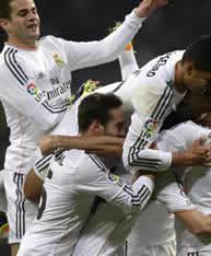 Foto de El Real Madrid vence 2-0 al Xátiva