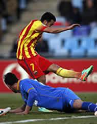 Foto de El Barça golea 2-5 al Getafe
