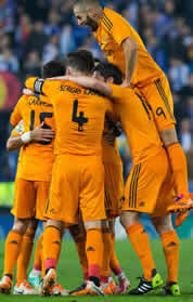 Foto de El Madrid aprieta la liga venciendo 0-1 al Espanyol