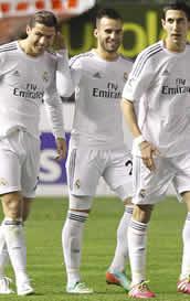 Foto de El Real Madrid vence 0-2 a Osasuna en Copa