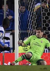 Foto de El Madrid vuelve a ganar 0-1 al Espanyol ahora en Copa