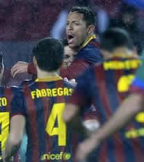 Foto de El Barça a semis volviendo a golear 5-1 al Levante