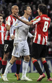 Foto de El Real Madrid empata 1-1 con el Athletic