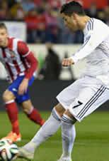 Foto de El Real Madrid a la final por la vía rápida venciendo 0-2 al Atlético